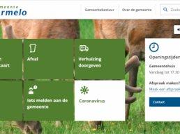 Nieuwe website gemeente Ermelo gebruiksvriendelijker