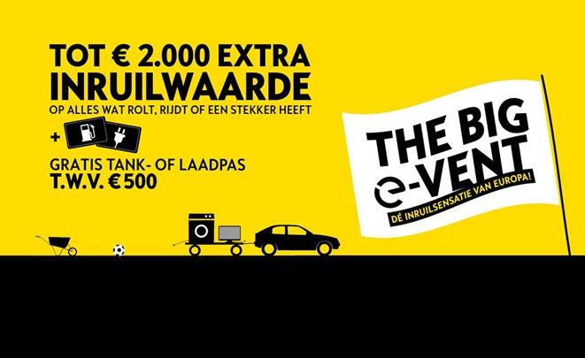 The Big Event: Dé inruilsensatie van Europa!