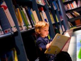 Voorlezen en knutselen in de Kinderboekenweek