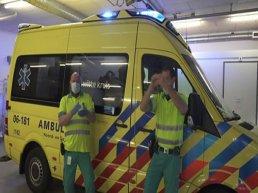 Jerusalema Challenge: honderden medewerkers ziekenhuis St Jansdal Harderwijk doen mee!
