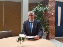 Baars vraagt ontslag als burgemeester van Ermelo