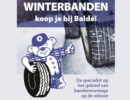 Winterbanden kopen, laten monteren of uw banden wisselen?