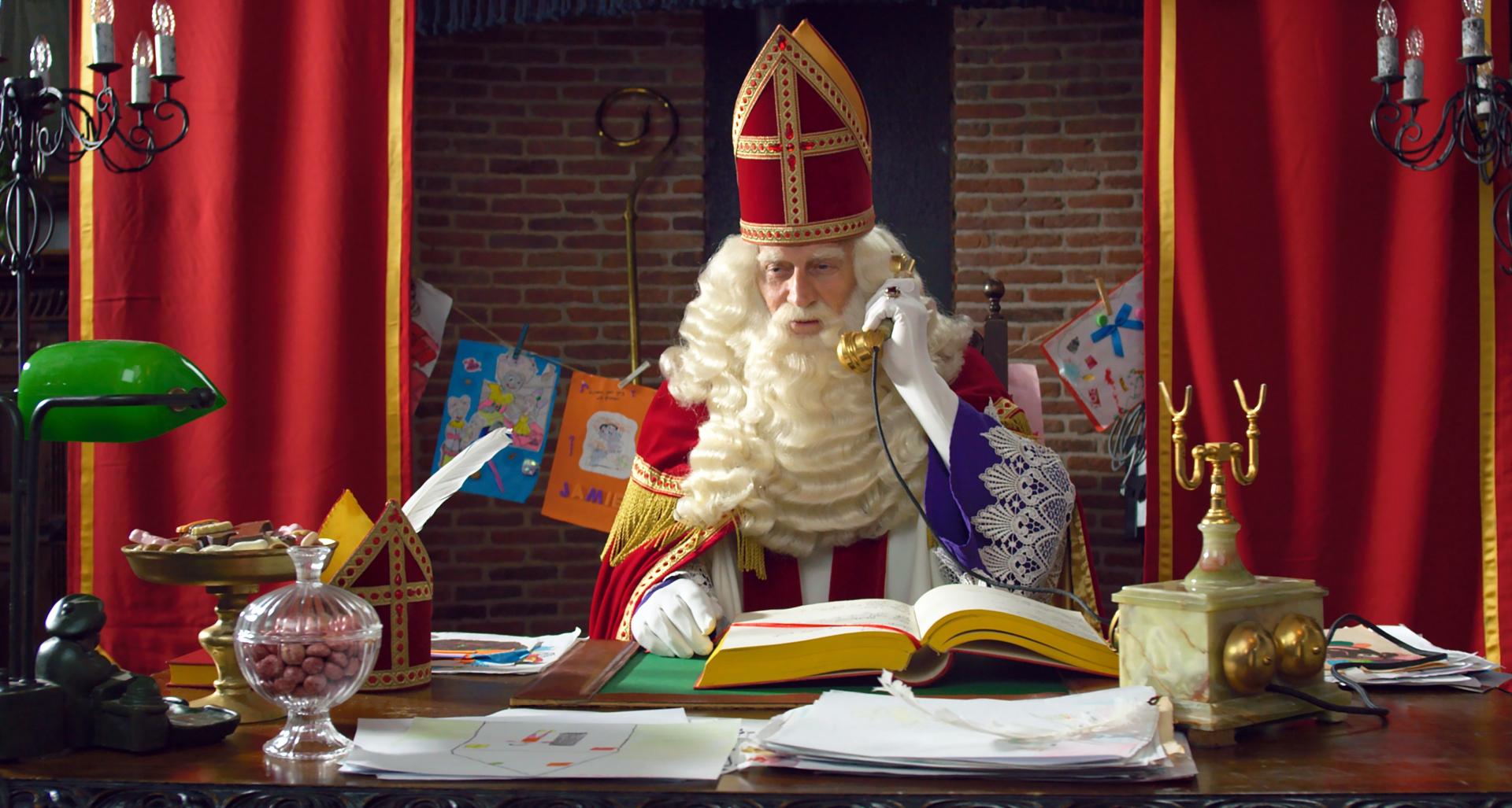 Sinterklaas in Ermelo De Film