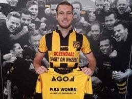 Nicky van Hilten nieuwe aanwinst voor DVS'33 Ermelo