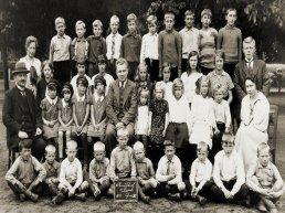 Herinner je je Ermelo: Klassenfoto Hervormde School Putterweg