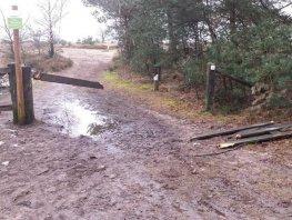 Vernieling van meerdere hekken in Ermelo