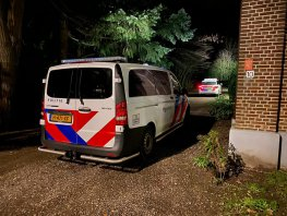 Corona feestje beëindigd door politie en handhaving in Ermelo