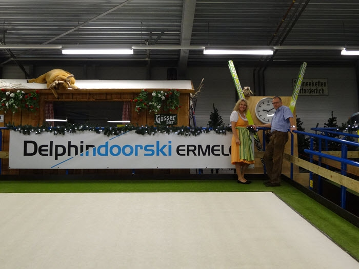 Indoorski- en Snowboardcentrum Delphindoorski Ermelo hoopt op extra steun overheid