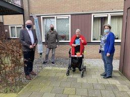 Partijen slaan handen ineen voor thuiswonende ouderen