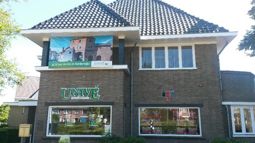 Univé Dichtbij en Midden Nederland Makelaars gaan verhuizen in Harderwijk