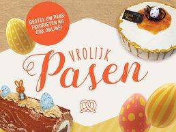 Bestel uw Paas favorieten nu ook online bij Bakkerij van Dongen