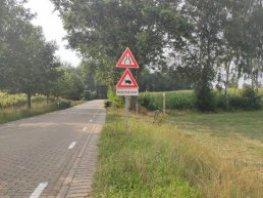 'Dassen dupe van volbouwen grens tussen Ermelo en Harderwijk'