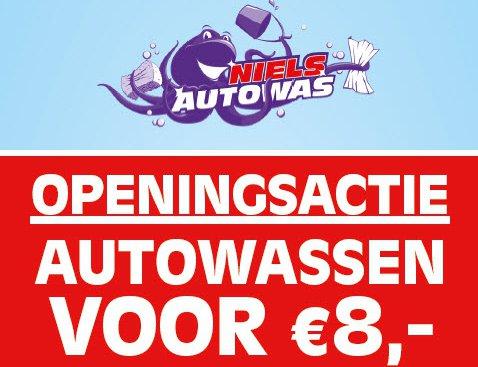 Openingsactie Niels Autowas verlengd!