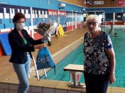 Er kan weer binnen gesport en gezwommen worden in Ermelo