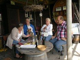 Aanschuifproeverijen Wijngaard Telgt