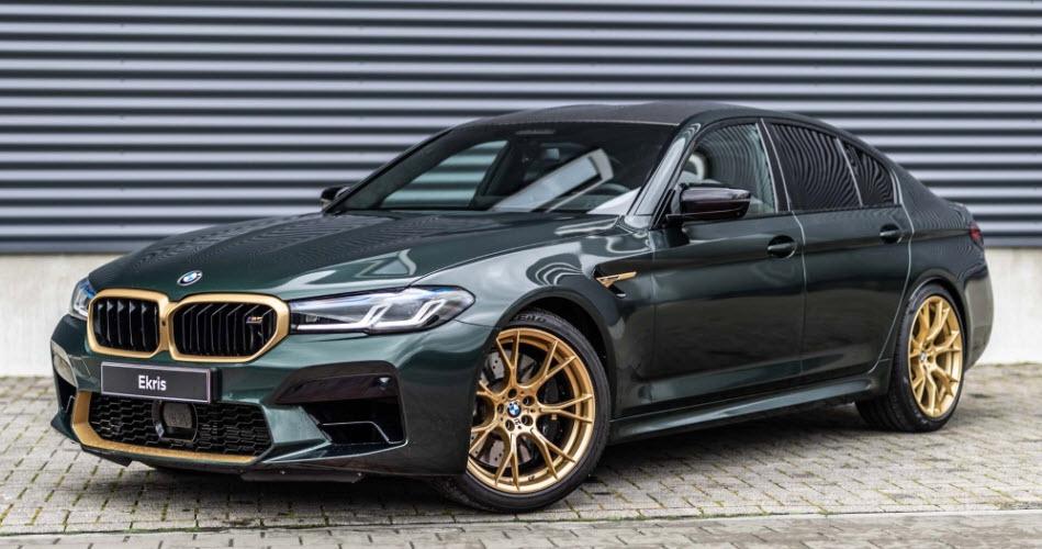 Nieuws Ekris Nijkerk: Stoere BMW M5
