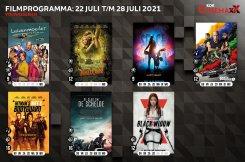 Filmoverzicht Kok CinemaxX van 22 tot en met 28 juni 2021