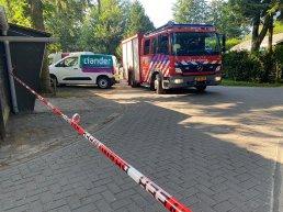 Hennepkwekerij aangetroffen op camping de Ploeg in Ermelo