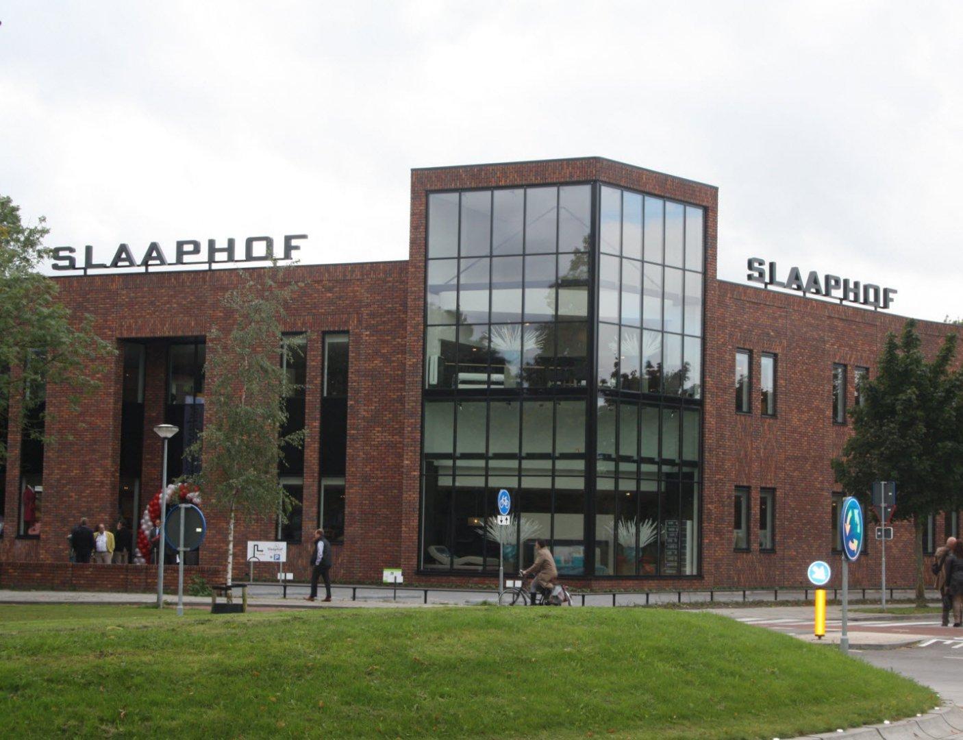 Slaaphof Harderwijk is op zoek naar een monteur-bezorger