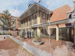 De bouw van de nieuwe Dialoog in Ermelo gaat van start