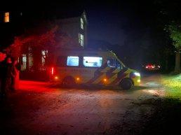 Ongeval op Landgoed Groevenbeek