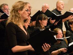 Kleinkoor Caprice organiseert open repetitie