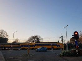 Werkzaamheden  aan het spoor in Ermelo