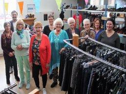 Kledingbank Ermelo wint Groene Pauw Award vrijwilligers